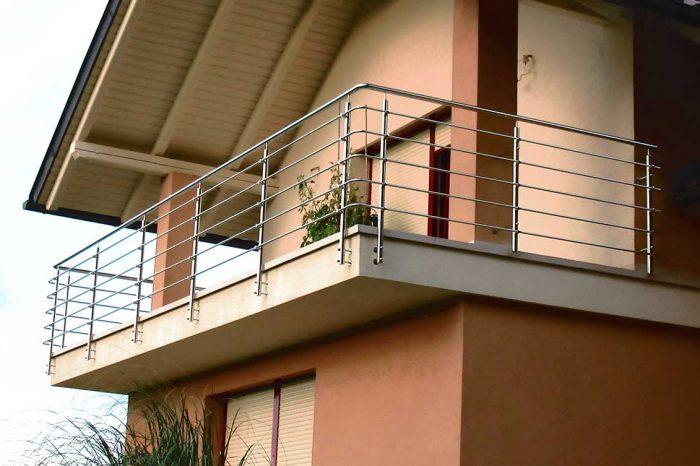 Balkonska inox ograja